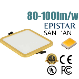 LED Plated Panel Light