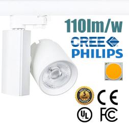LED Tracking Light